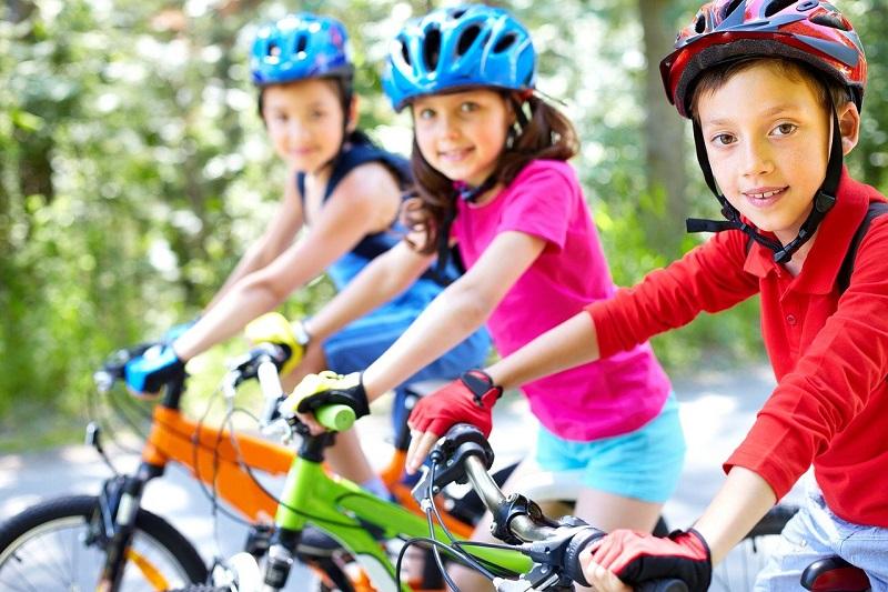 Dječji bicikli namijenjeni su za vašeg mališana tek kada naraste barem do visine od 100 centimetara